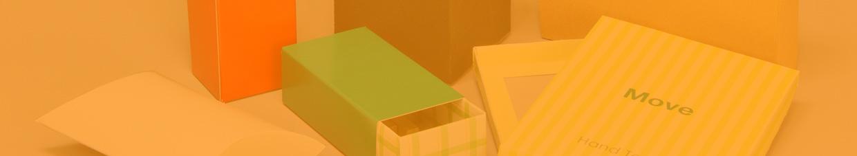 オリジナル印刷   化粧箱ムーブ